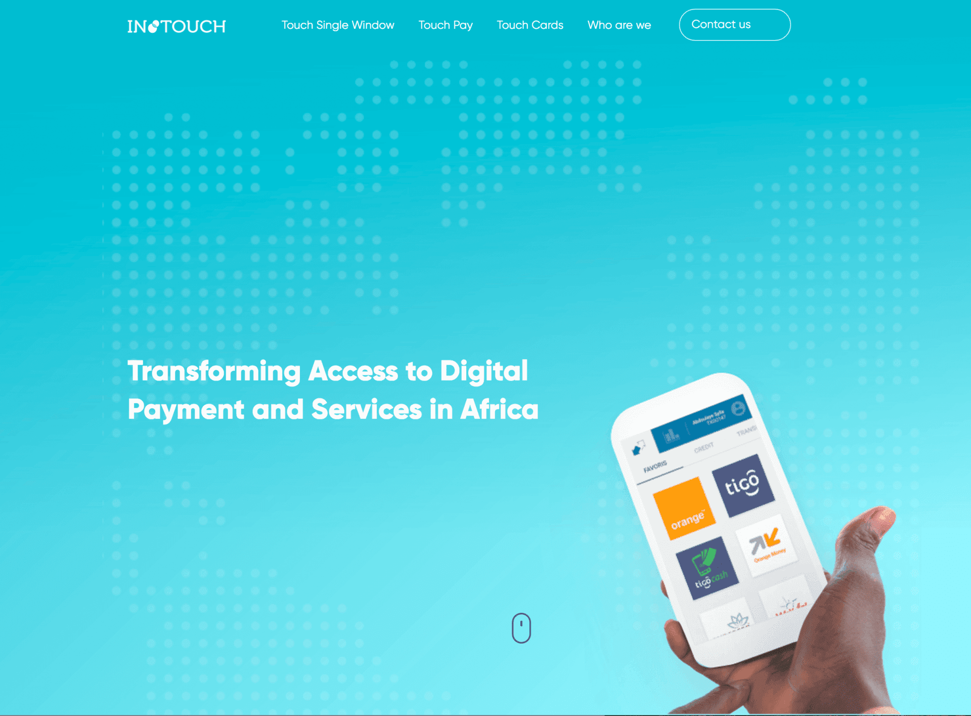 Senegalese Fintech InTouch Secures Funding To Scale Operations